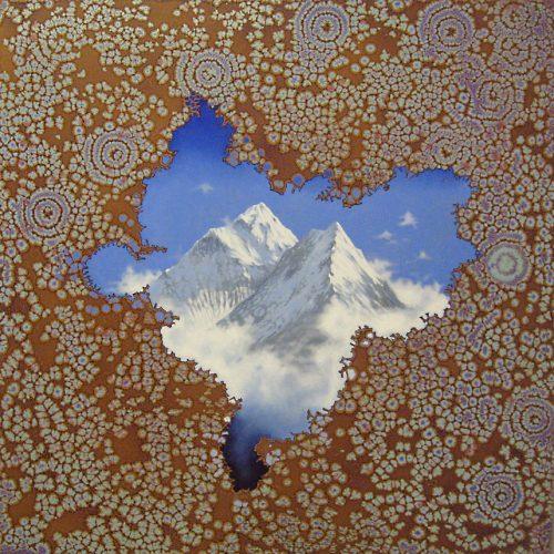 Synthetic Landscape (Himalayas)