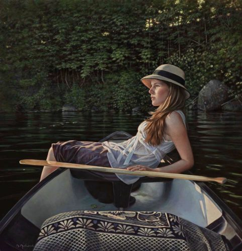 Danielle RIchard, Summer Idyll