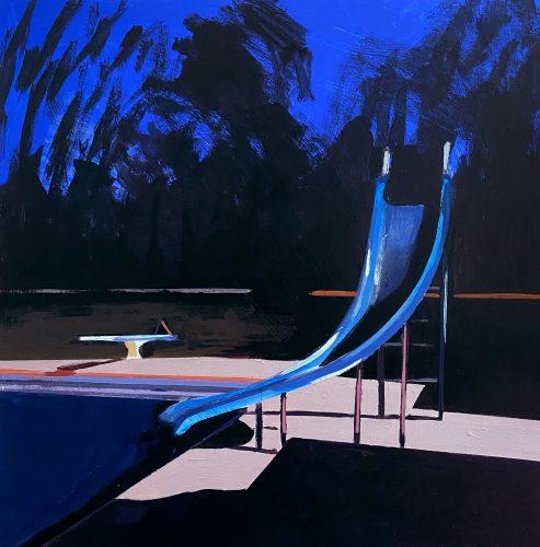 Jessica Brilli, Night Vision