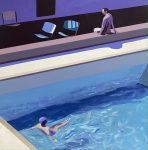 Jessica Brilli, Swimming at Sea